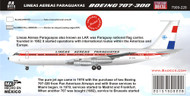 1/144 Scale Decal LAP 707-300