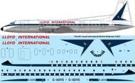1/144 Scale Decal Lloyd International Britannia 312(F)