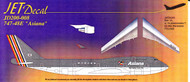 1/200 Scale Decal Asiana 747-400