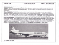 1/200 Scale Decal Corsair DC10-30