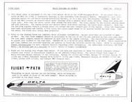 1/200 Scale Decal Delta DC10-30 / MD-11