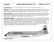1/96 Scale Decal British Midland Viscount 800