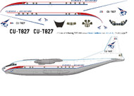 1/144 Scale Decal Cubana AN-12