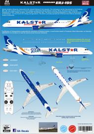 1/144 Scale Decal KALSTAR ERJ-195