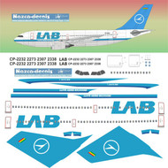 1/144 Scale Decal LLoyd Aereo Boliviano A-310 NEW