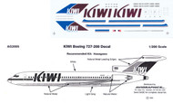 1/200 Scale Decal KIWI 727-200