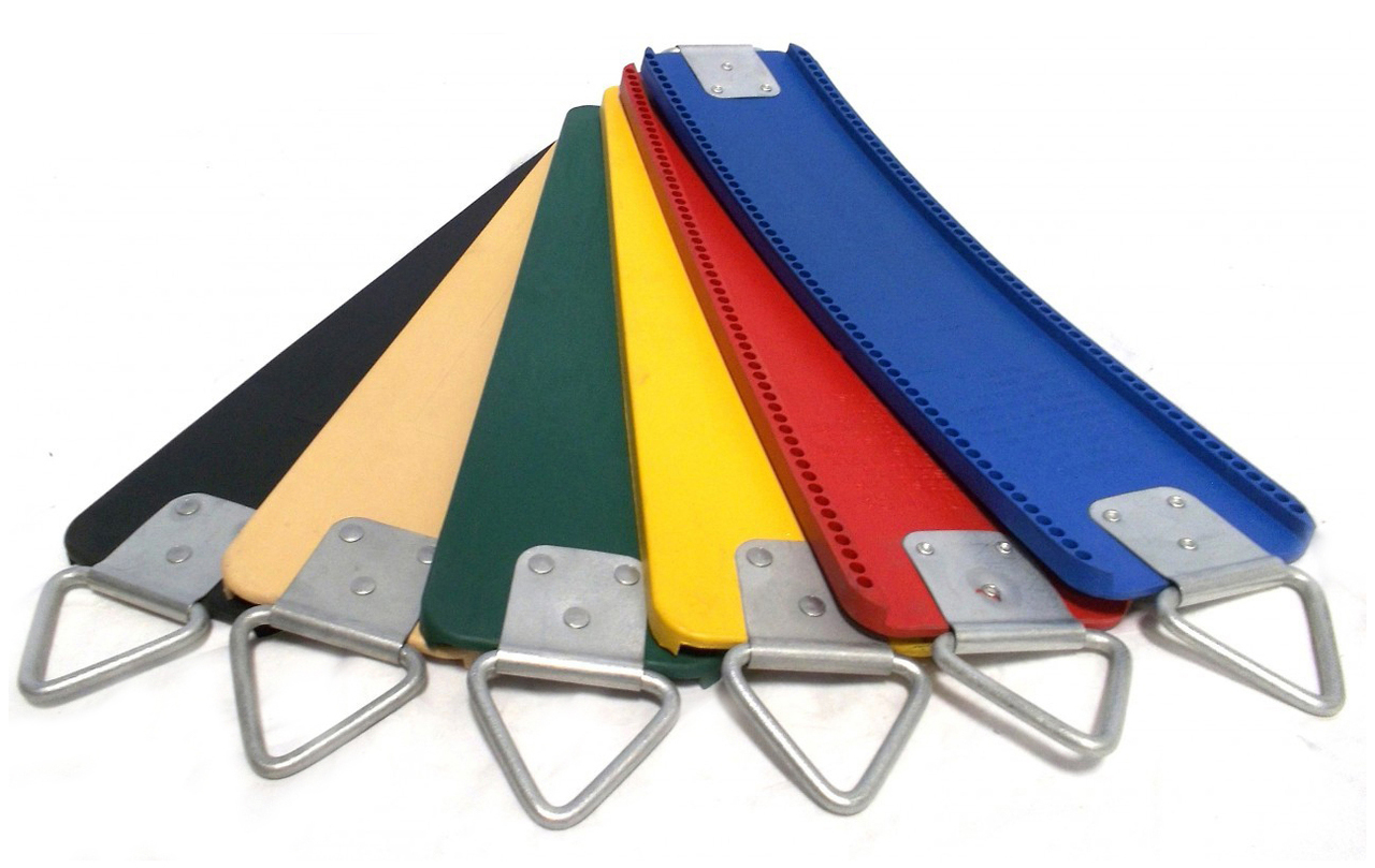 Rubber Swing Seat with Bumper Edge