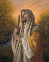 Loving Savior 11x14 OE - Litho Print
