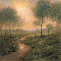 Shepherd's Whisper 16x16 LE Signed & Numbered - Giclee Canvas