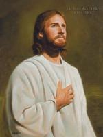 Son of God 11x14 OE - Litho Print