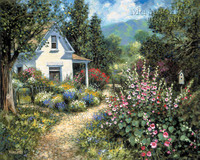 Gentle Memory - Summer 20x24 LE Signed & Numbered - Giclee Canvas