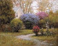 Spring Bloom 24x30 LE Signed & Numbered - Giclee Canvas