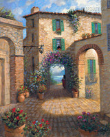 Italian Beauty 20x24 LE Signed & Numbered - Giclee Canvas