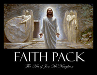 FAITH PACK / TEN 6 X 9 PRINTS