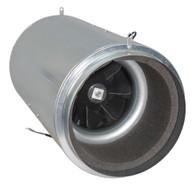 Isomax 250mm Acoustic Inline Tube Fan (1500 M3/hr)