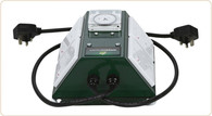 Greenpower 4 Way Professional Light Contactor Relay With Built In Grasslin Timer