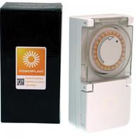 Heavy Duty Plug In Timer (upto 1 X 600w Light)