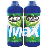 Vitalink Max Grow A+b Hard Water (2 X 1l)