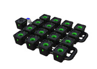 Alien Hydroponics 16 Pot  RDWC Pro 34 litre 50cm centres