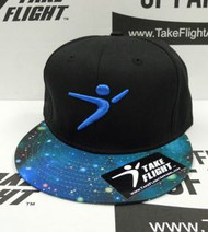 Flight Man Snapback - Universe