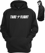 Take Flight Essence Hoodie Night.
