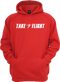 Take Flight Essence Hoodie Fire.
