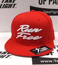 Run Free® Snapback - Red