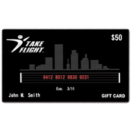 $50 Take Flight Gift Card