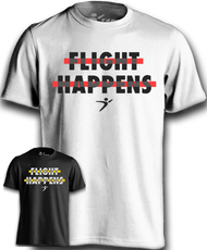 Flight Happens Tee