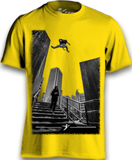 Fly With Us Tee
