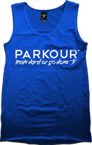 Parkour or Go Home Tank