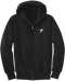 Our Take Flight Classic Hoodie in the black version.