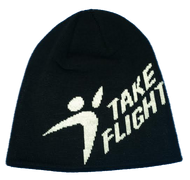Take Flight Militia Beanie - Black