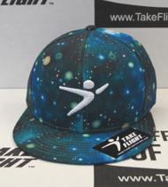 Flight Man Snapback - Stardust Universe