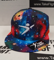 Flight Man Snapback - Stardust