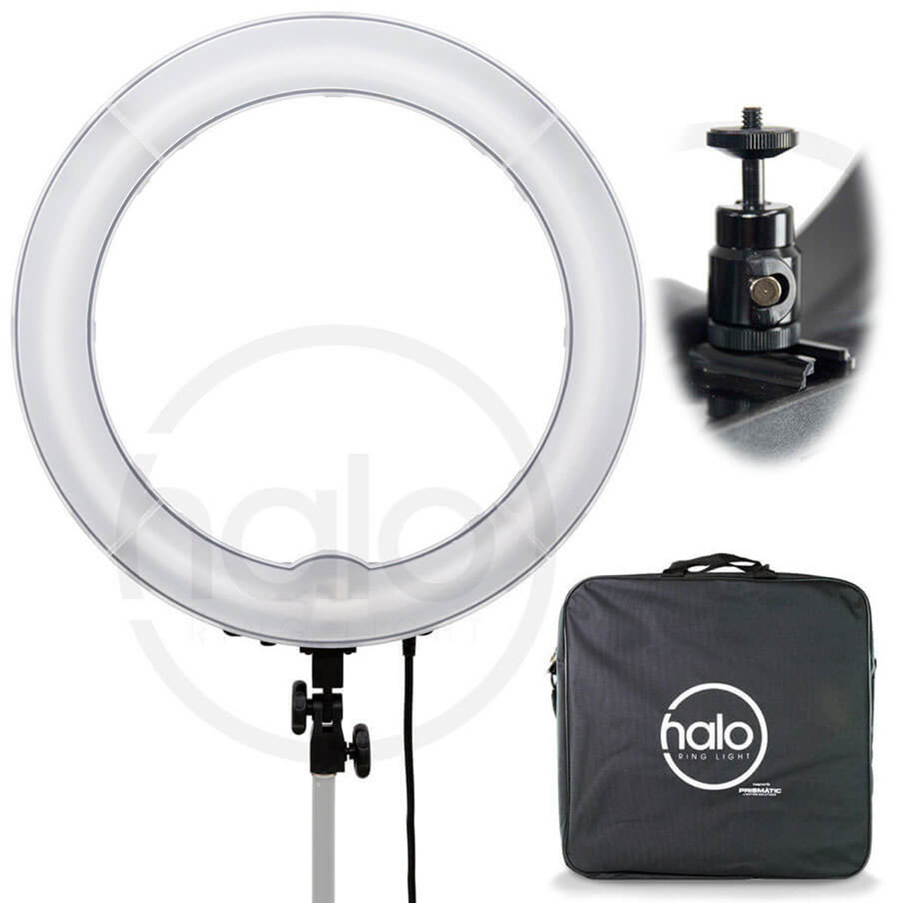 Prismatic Halo Ring Light Official Halo Reseller Dvestore