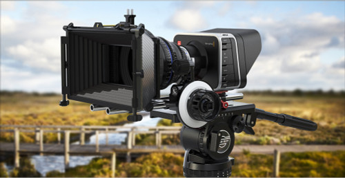 Blackmagic Cinema Camera EF Mount with SanDisk Extreme 240G SSD Video