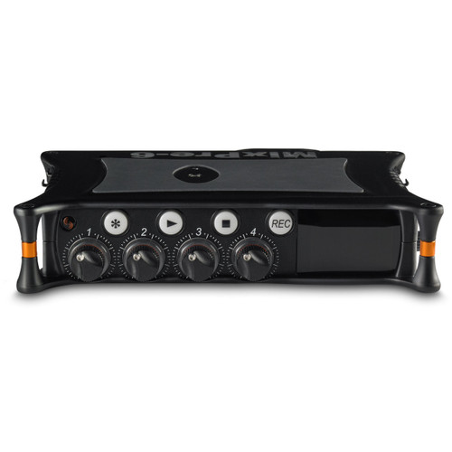 Sound Devices MixPre-6 Front