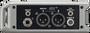 Zoom F4 Multitrack Field Recorder Right Angle