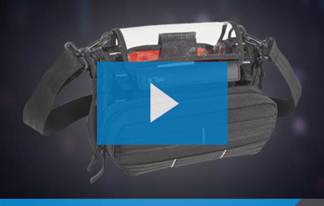 Video: K-Tek bag for the Sound Devices MixPre-3 and MixPre-6