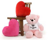 Cuddles Personalized Graduation Teddy Bear 26in