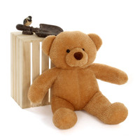 Best Teddy Bear gift Adorable Amber  30in Cutie Chubs