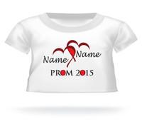 Personalized Teddy Bear Shirt Prom 2015