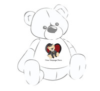 Graduation Teddy Bear T-shirt 2015