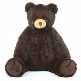 Baby Tubs Sweet Chocolate Brown Teddy Bear 32in