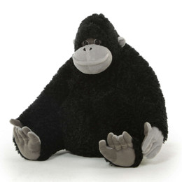 Small Stuffed Gorilla Brother Little Pepe Cutie 19 inch