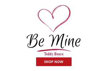 be mine teddy bears