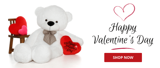 Ah, Love Is In The Air, And A Valentineu0027s Day Gift From Giant Teddy Makes  The Day Extra Special. From The Grand Romantic Gesture For Your Sweetheart  Of A ...