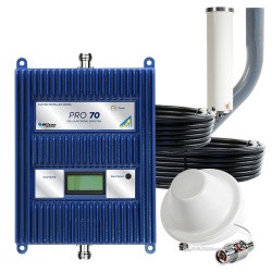 What should I look for when purchasing a cell signal booster kit?