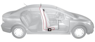 weBoost 470510 Drive 4G-M setup diagram